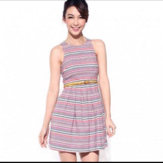 d40d7fe6f7 Preloved LB Love Bonito Cordelia Dress In Pink Size S, Women's ...