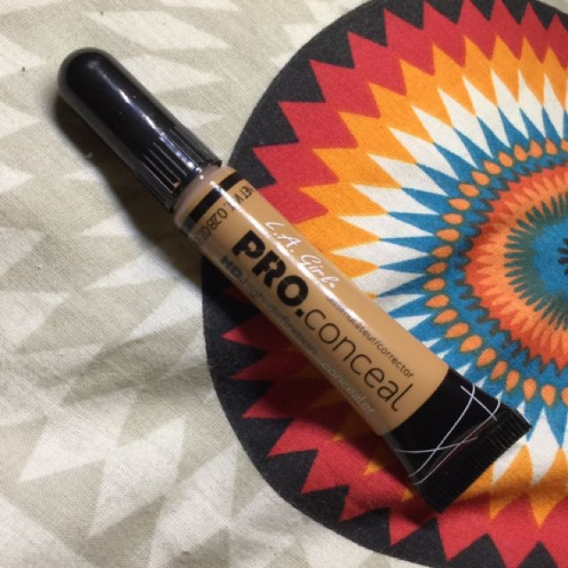 PRO . conceal HD . high-definition