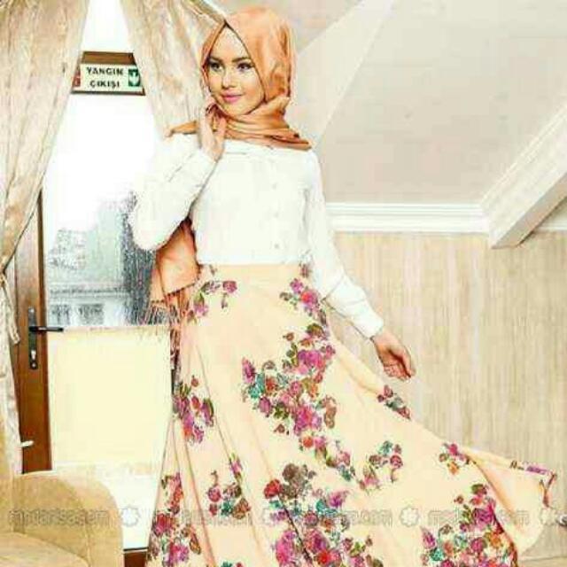 PROMO - Setelan Muslim Wanita Saleem