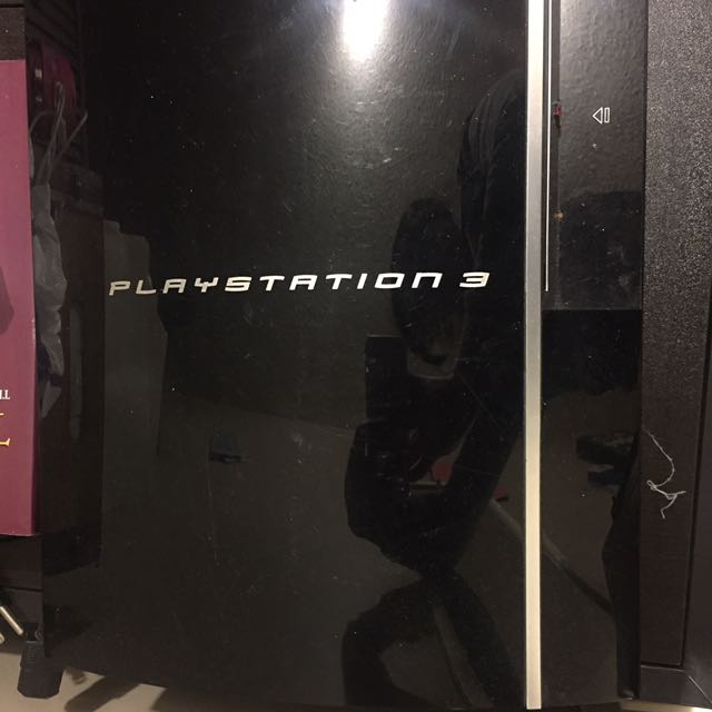 Ps3 For Parts