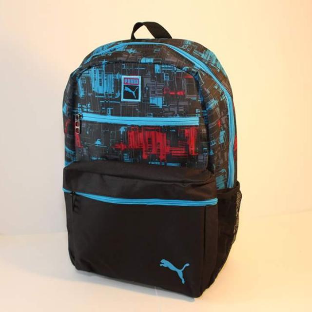 Puma Kid's Backpack Hemisphere