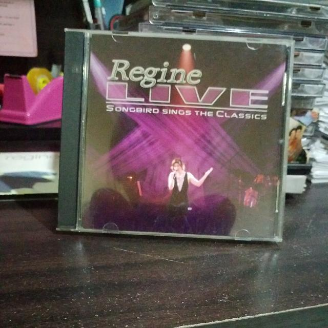 Regine Live (Original CD)