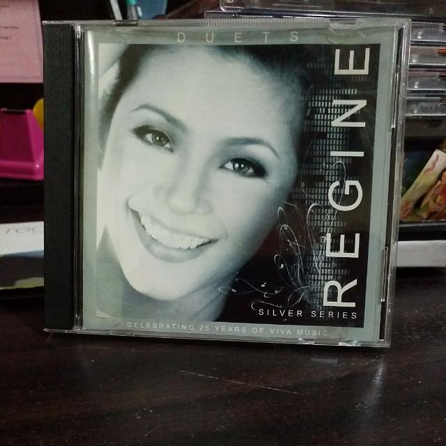 Regine: Silver Series Duets (Original CD)
