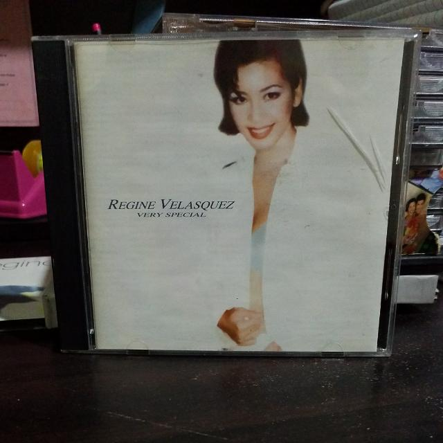 Regine: Very Special (Original CD)