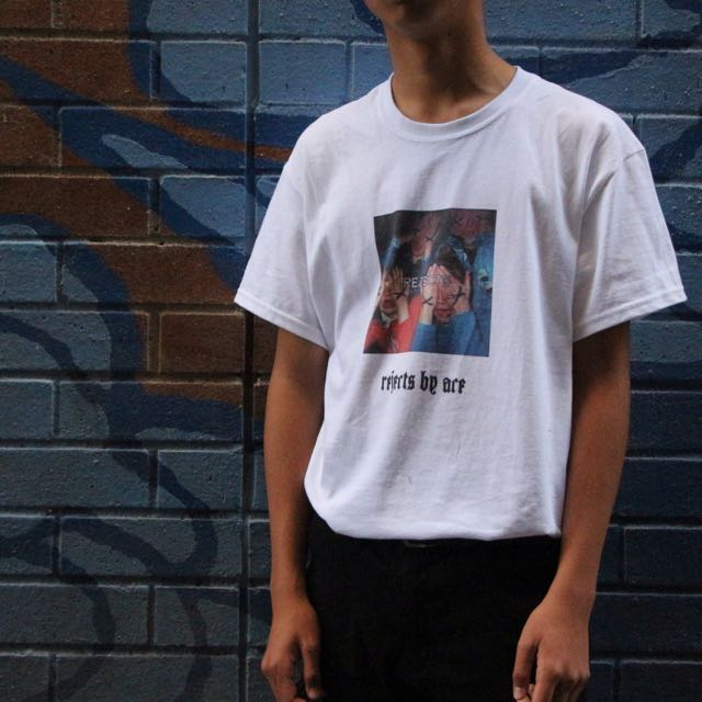 """Rejects"" tee by Ace"