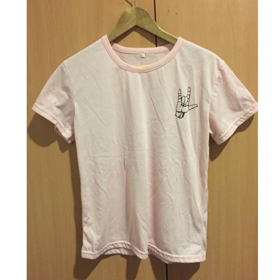 'Rocker hand' Shirt