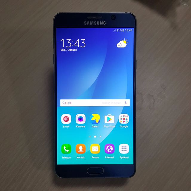 Samsung Galaxy Note 5 EX SEIN Murah Second Fullset 3 Bulan Garansi Mobile Phones Tablets Android On Carousell
