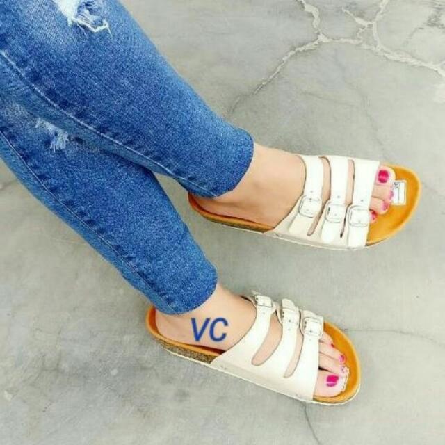 Sandal ben 3cream (fs)