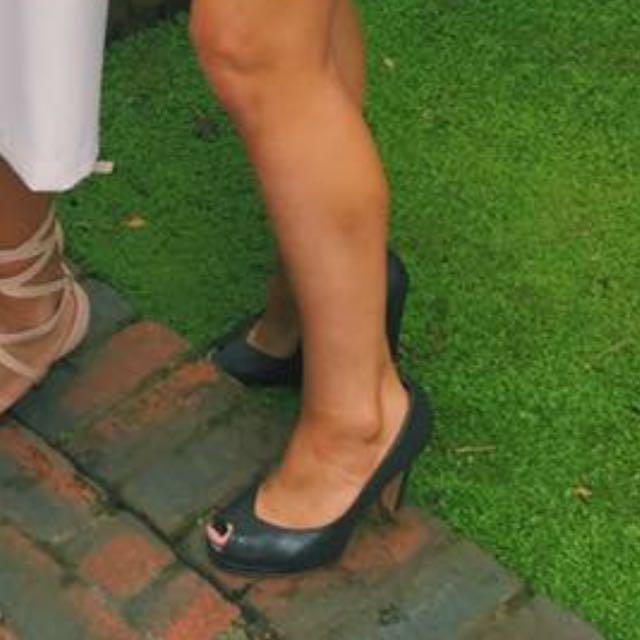 Scanlan Theodore Vintage Heels