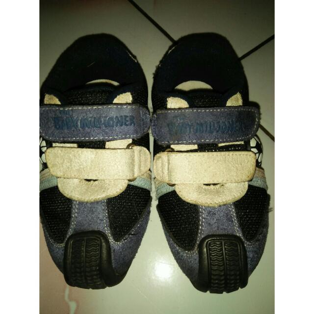 Sepatu Anak Baby Millioner