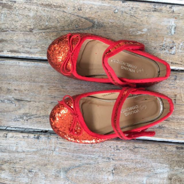Sepatu Anak Mary Jane