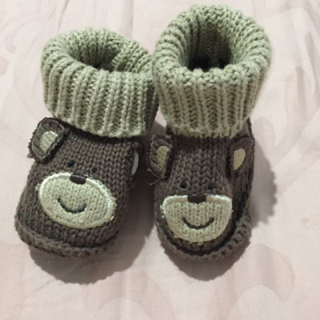 Sepatu Bayi Rajut