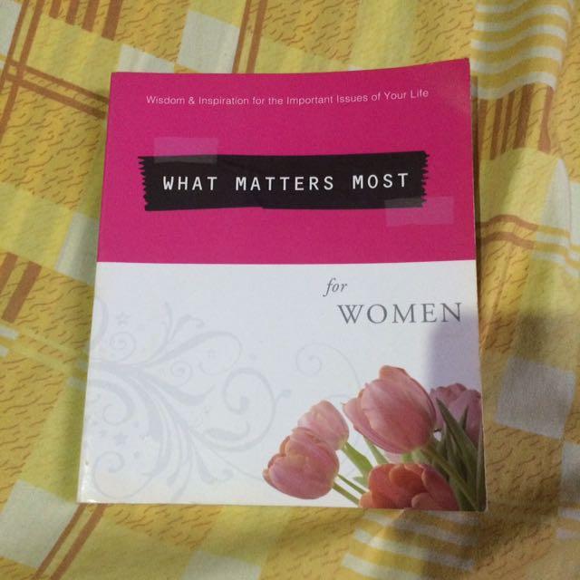 Spiritual Book For Women