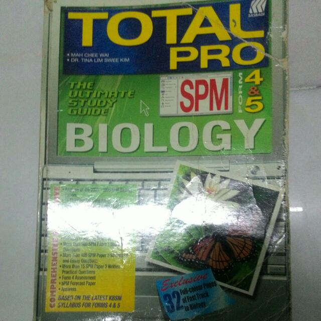 Form 4 Biology Syllabus