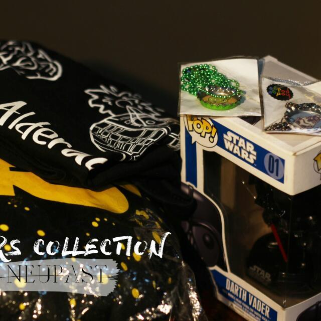 SALE Star Wars Collection Set