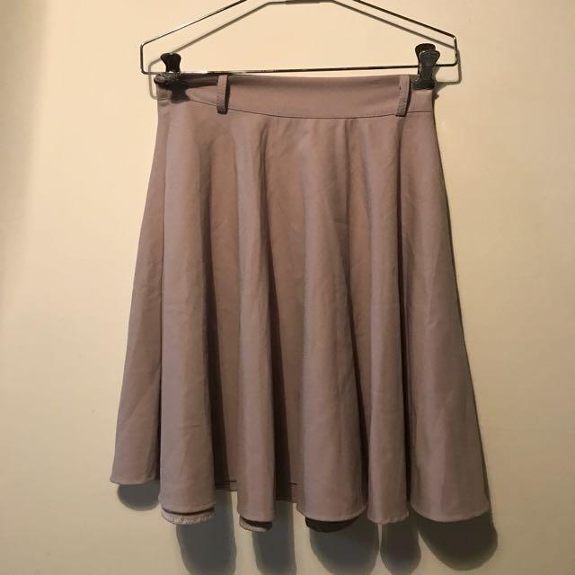 ✨starmimi藕色氣質圓裙🎀#百元全新女裝