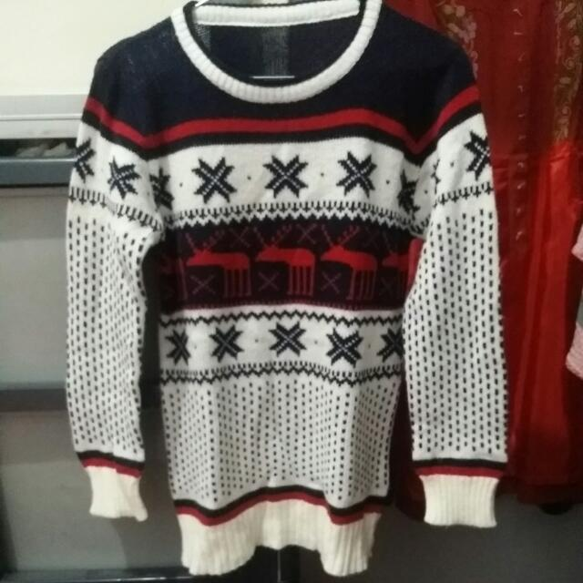 sweater rajur
