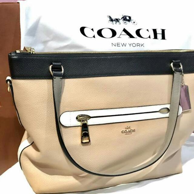 Tas Coach Authentic
