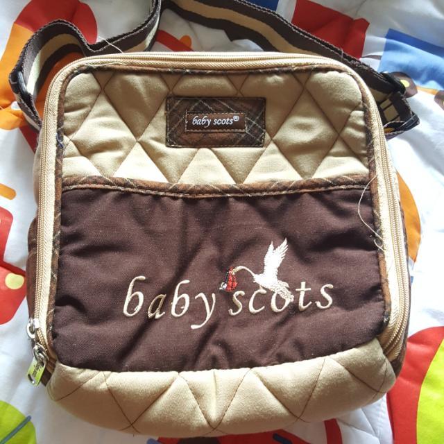 Tas Kecil Baby Scots