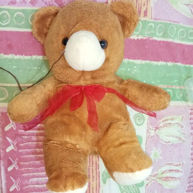 Tedy Bear Coklat