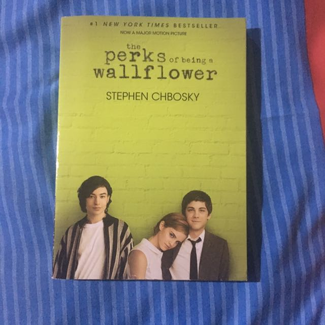 The Perks Of Being A Wallflower (english)