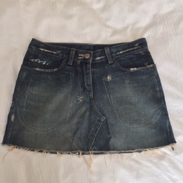 Tsubi (ksubi) Denim Skirt