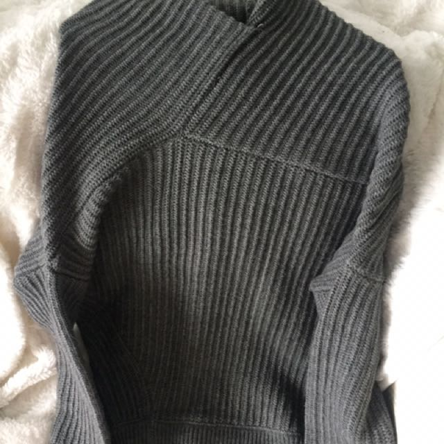 Turtle Neck Sweater From Korea