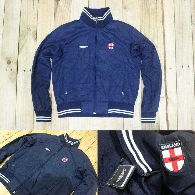 Umbro England Track Jacket