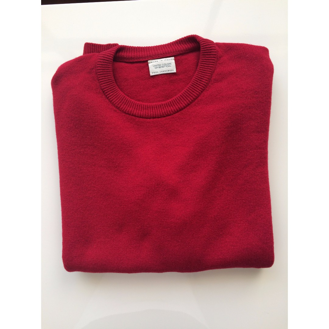 1538c71d33d7 United Colors of Benetton sweater