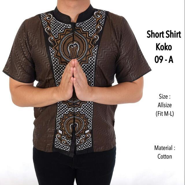 Urbanclothes Id Jual Baju Muslim Pria Koko Modern Cowok Murah