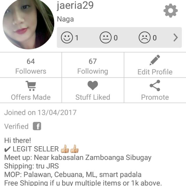 View My Profile Guys. Very Affordable Items. All Are Repriced! Grab Urs Now!!