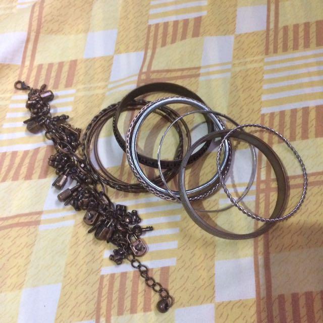 Vintage Bracelet And Bangles