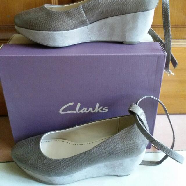 Wedges Shoes Clarks