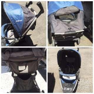 Vivibaby C000400二手嬰兒車