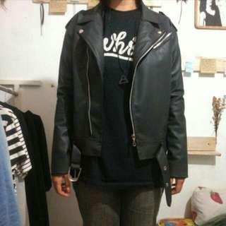 Kehlani Leather Jacket