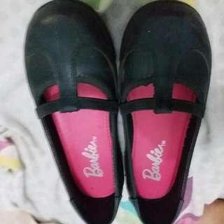 Authentic Barbie Black Shoes