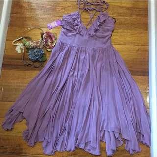 🌺Sportgirl dress Lined Silk