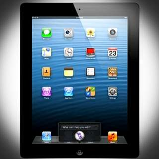 99%新💢Apple iPad 4 16Gb WiFi + 4G (LTE) MD522ZP/A Black (黑)