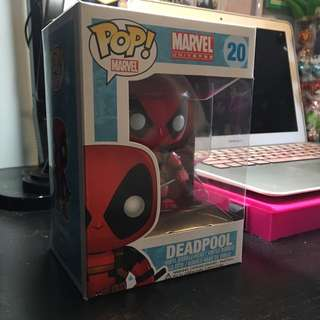 Deadpool Bobble-head Funko Pop Figure