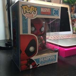 Deadpool Bobble-head Funko Pop Figure