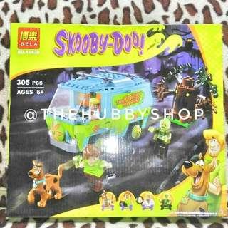 Bela Skooby Doo Mystery Machine