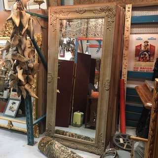 VINTAGE STYLE full length MIRROR