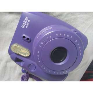 FOR RENT Instax Mini 8