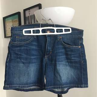 Joe's denim jean shorts, size 30