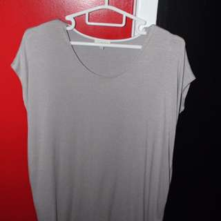 Aritzia Wilfred Tshirt Dress