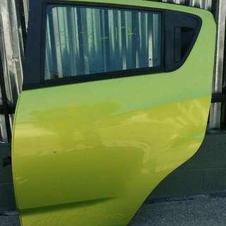2016 Chevy Spark Driver Side Rear Door