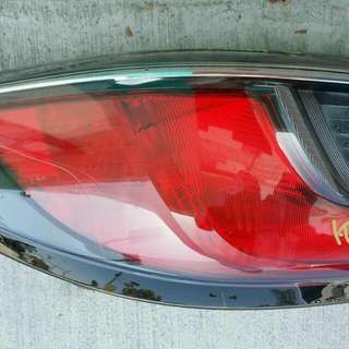 2010 Mazda 3 Driver Side Tail Light