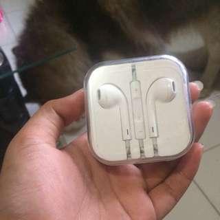 apple earphone headset original
