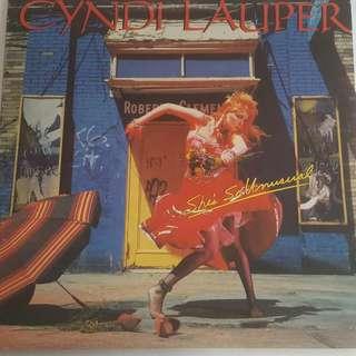 Cyndi Lauper - She's So Unusual - Lp