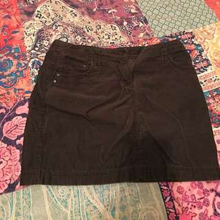 Espirit Cord Skirt